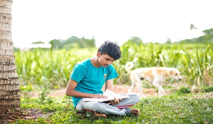 Help poor and smart students to build their future