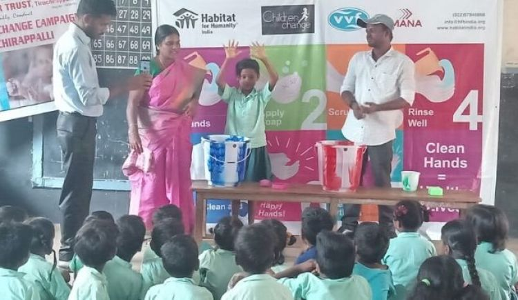 Help us provide Habitat Family Essential Kits to the underprivileged to fight against COVID-19