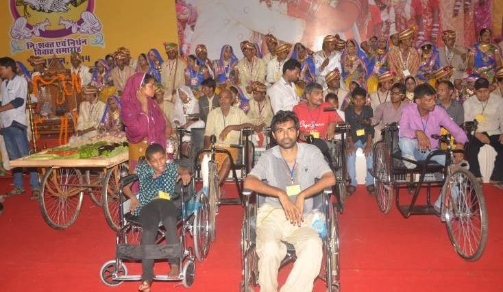 Aids & Appliances for the Disabled People