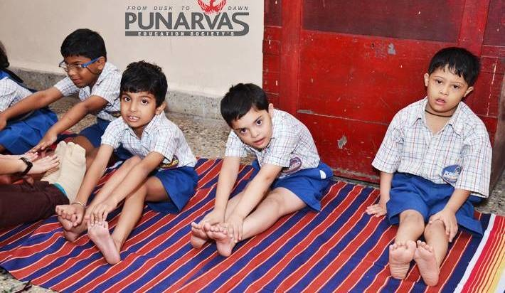 NEED EDUCATIONAL AIDS FOR EARLY INTERVENTION CHILDREN OF PUNARVAS SPECIAL SCHOOL