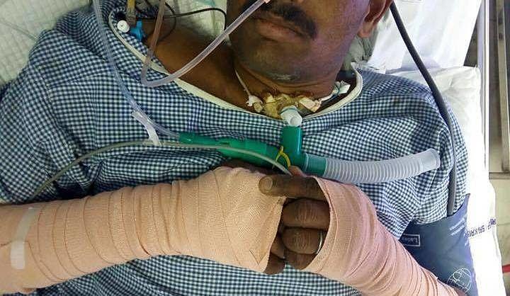 Save Karthik Reddy