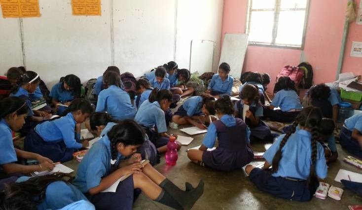 Contribute towards girl child education