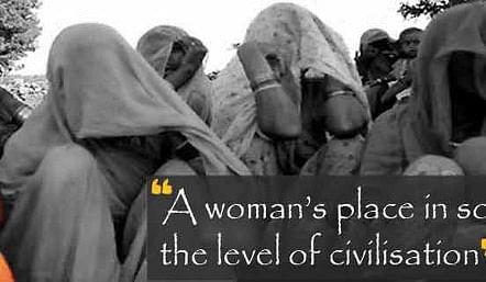 Uplifting womenhood