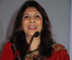 Indu Shahani (Principal of HR College)