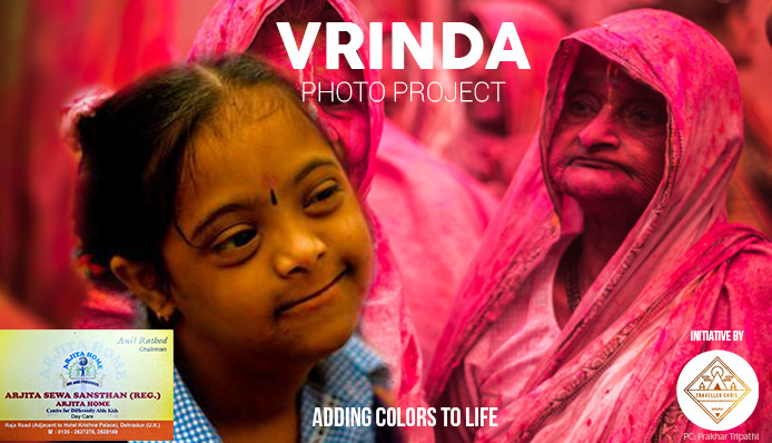 Photo project to help mentally challenged children