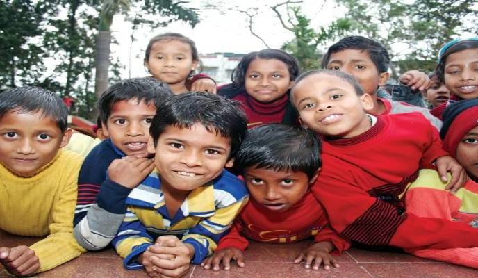 Help me support the children of Rajendranagar
