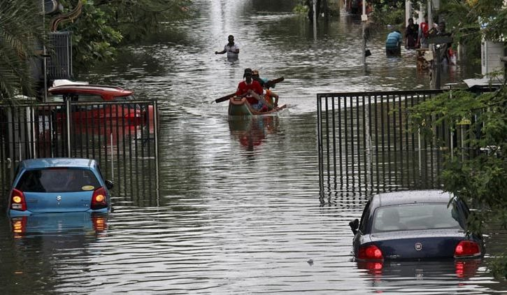 Support the people of Chennai