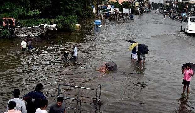 HELPING CHENNAI PEOPLE