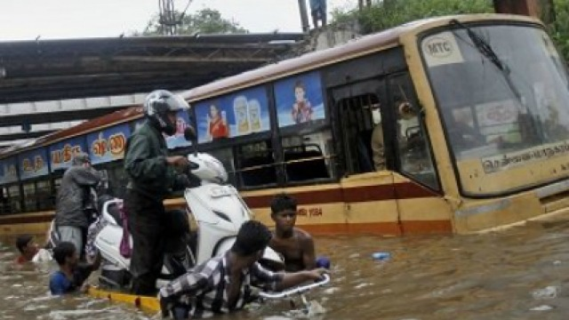 Lets rebuild lives of the Chennai flood victims