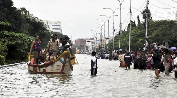 Lets stand as one for Chennai