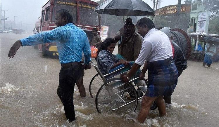 Tamilnadu Flood Relief