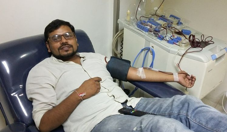 Help Simply Blood to save 1 Million lives