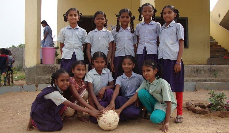 Help me empower underprivileged girl children