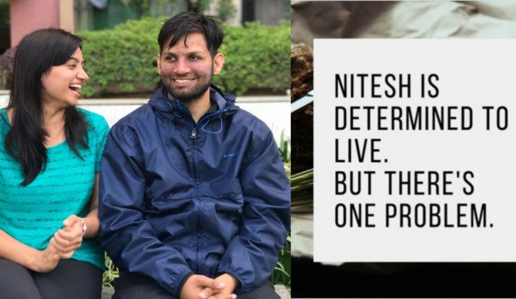 Help Nitesh Defeat Final Stage Cancer