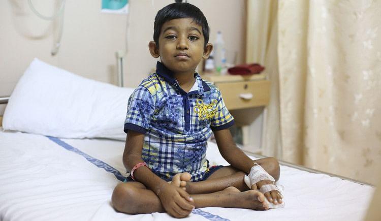 Help us Save Karthi