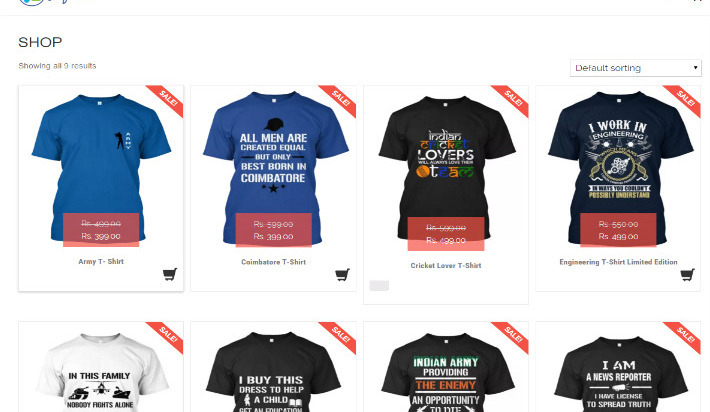 Help Me To Start A Crowdfunding T-Shirt Business