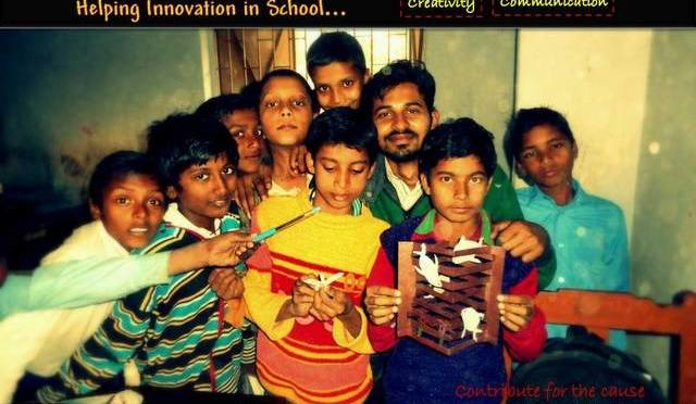 5C lab Helping Innovation in School