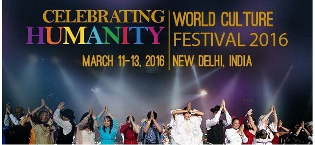 World Culture Festival - Being a Host