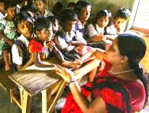 Educate a child, let one's future shine!