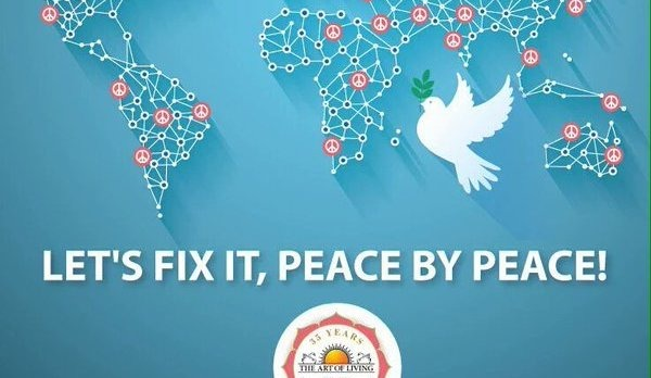 Donate for World Peace