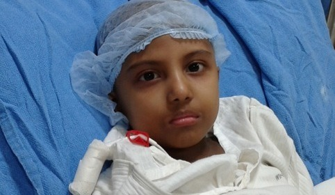 Shreya suffers from Thalassemia Major