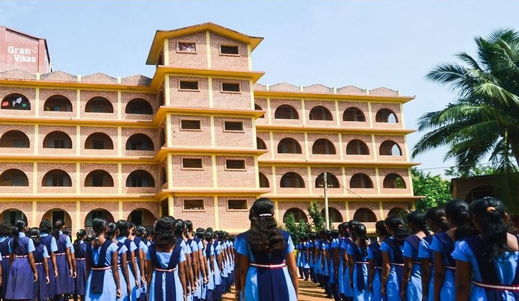 Starting Science Lab for Tribal Students in Odisha