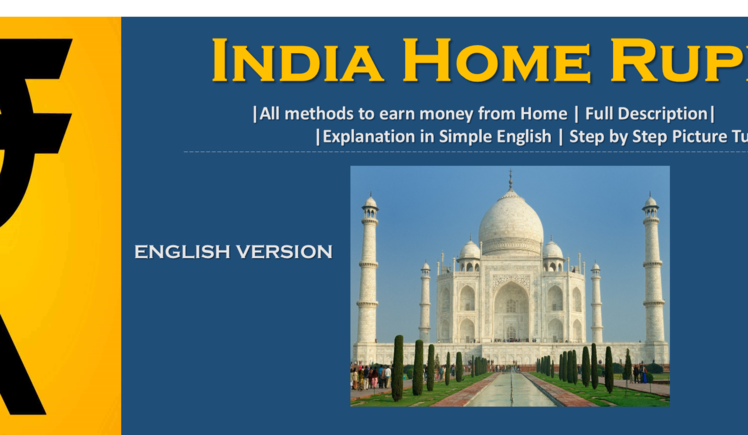 Book]How to Earn from Home without Investment[With full step