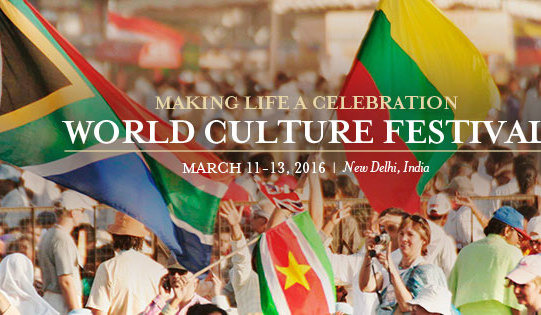 World Cultural Festival -AOL
