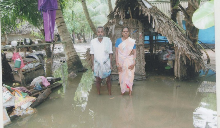 Help Flood affected people to rebuilt their house