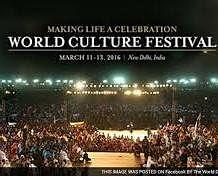 World Culture Festival - 2016
