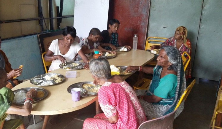 Help an Old Age Home