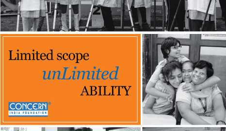 Help Better the Lives of People with Disabilities