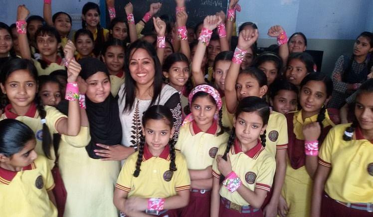CELEBRATE THE REDDROPLETS- DONATE SANITARY PAD FOR UNDERPRIVILEDGED GIRLS