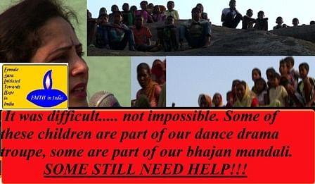 Help the Underpriviledged