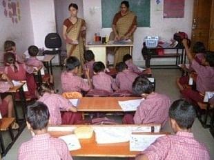 Educate the slum kids of Jaipur