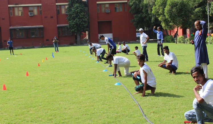 Annual Sports Day 2016 (Kheloge to Jeetoge)