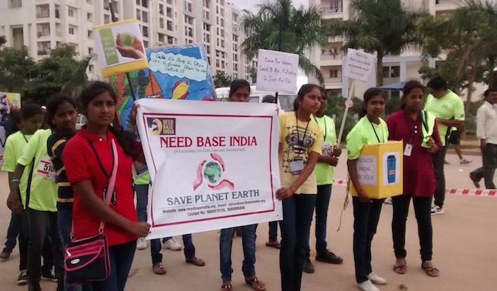My Run for Need Base India