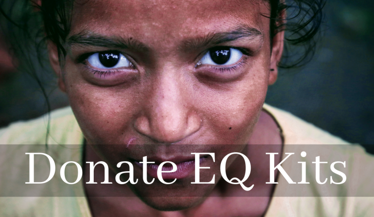 Donate EQ kits: Prevention of Mental Health Issues