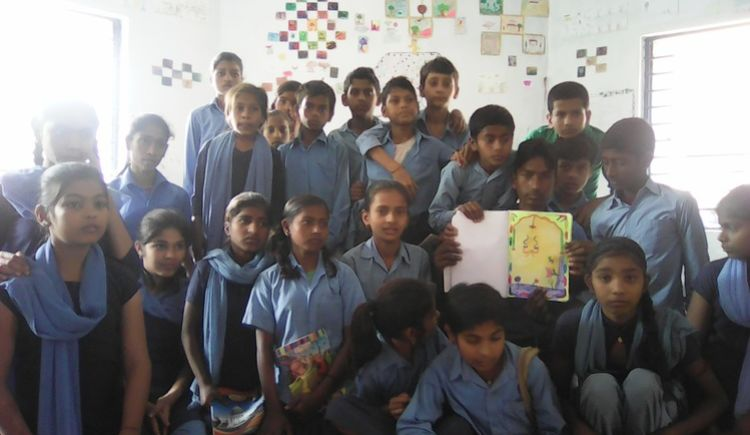 Palak–A story of start for the children in Bihar