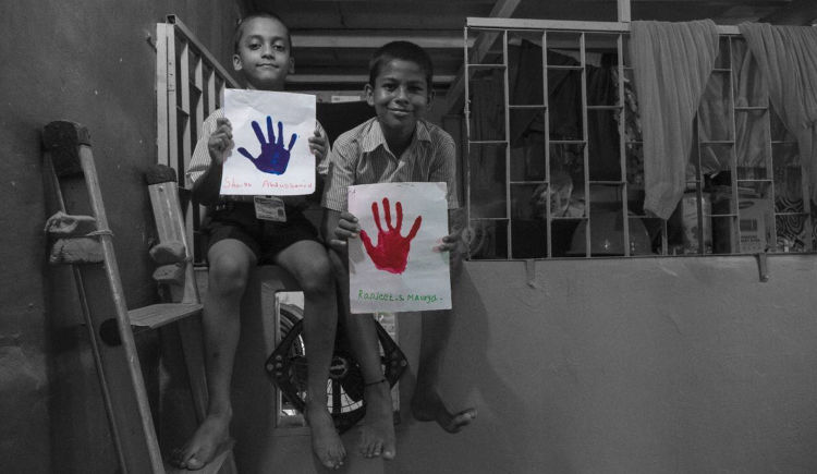 This Diwali, paint 3000+ children's' lives with light!