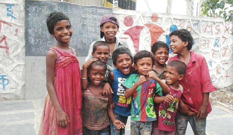 Help us educate the Street Children!