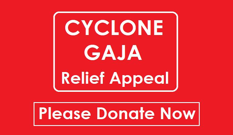 45 dead, 240000 evacuated, Tamil Nadu needs your help!