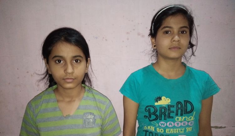 Help me & my sisters continue EDUCATION IN SCHOOL
