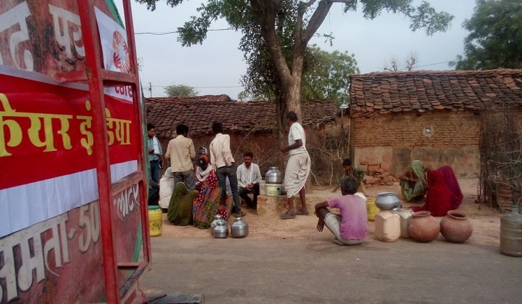 Help CARE India support drought survivors