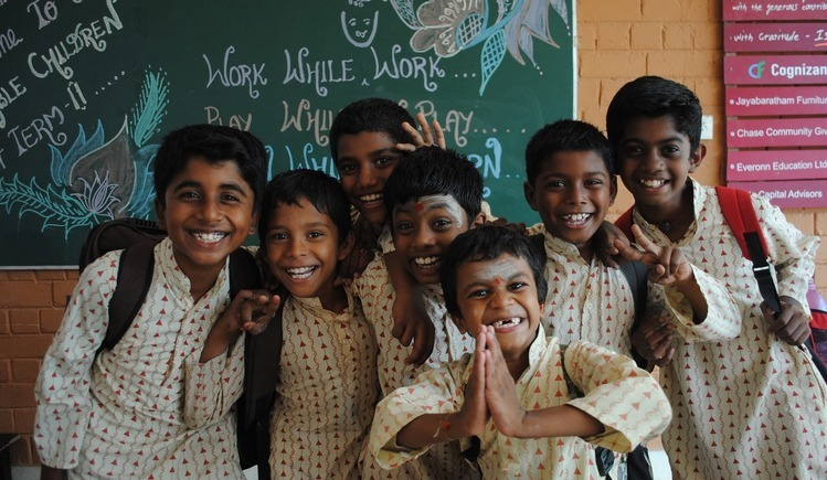 Isha Vidhya : Educating rural India