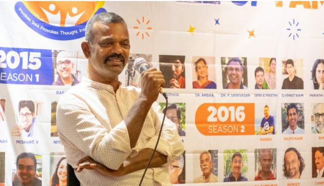 Support Vinay Babu for Infinity Ride 2019 Aditya Mehta Foundation