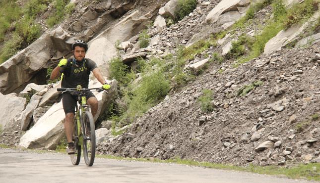 Support Kala Ashwin Vardhan for Infinity Ride 2019 Aditya Mehta Foundation