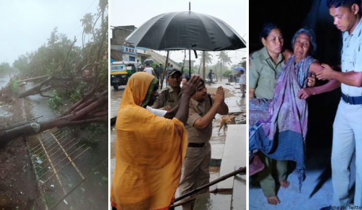 Donate to Fani Cyclone Victims. Your Help is Crucial for their Relief
