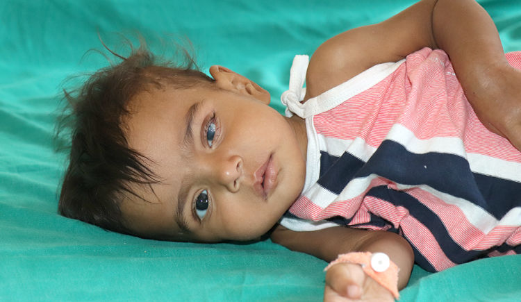 Help Me Save My 9-month-old Baby From This Rare Deadly ...