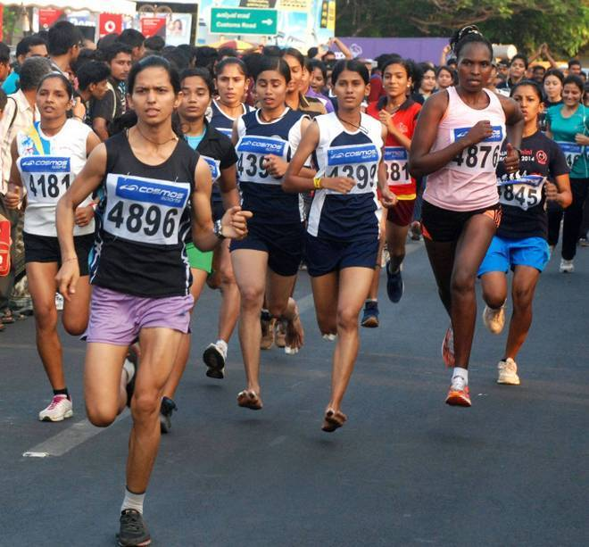Support my run for CRY India